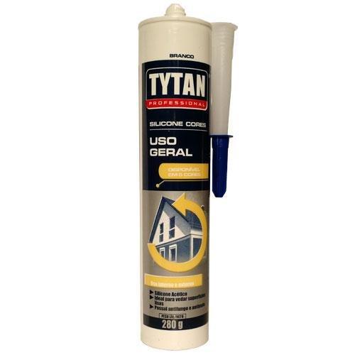 Silicone Branco 280g Tytan