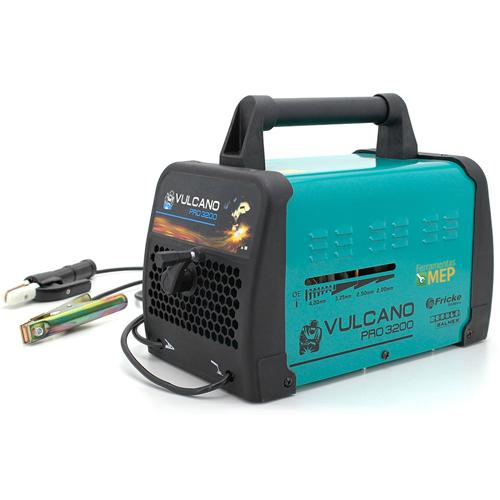 Solda Eletrodo 250 Amperes Vulcano Balmer PRO3200