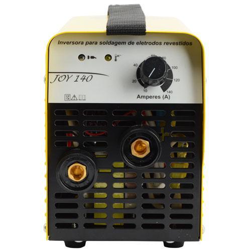 Solda Inversora Inverter Joy 140 amperes Balmer 220v