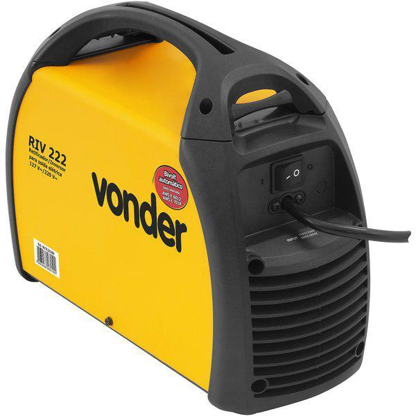 Solda Inversora Vonder RIV222