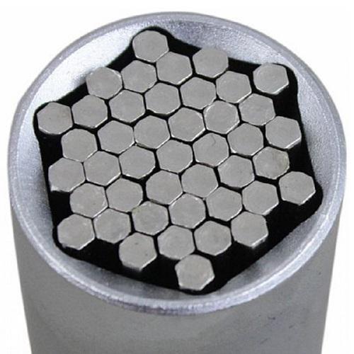 """Soquete Universal Titanium com Encaixe 3/8"""""""
