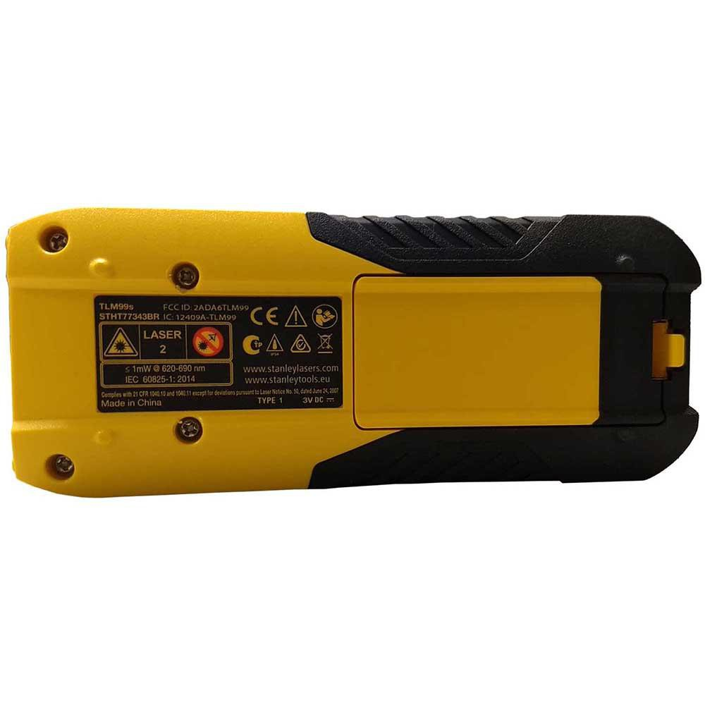 Trena à Laser com Bluetooth 30 Metros Stanley TLM99S