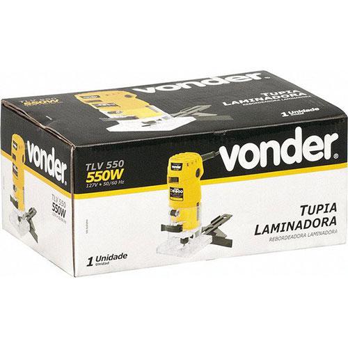 Tupia 550w Vonder TLV 550