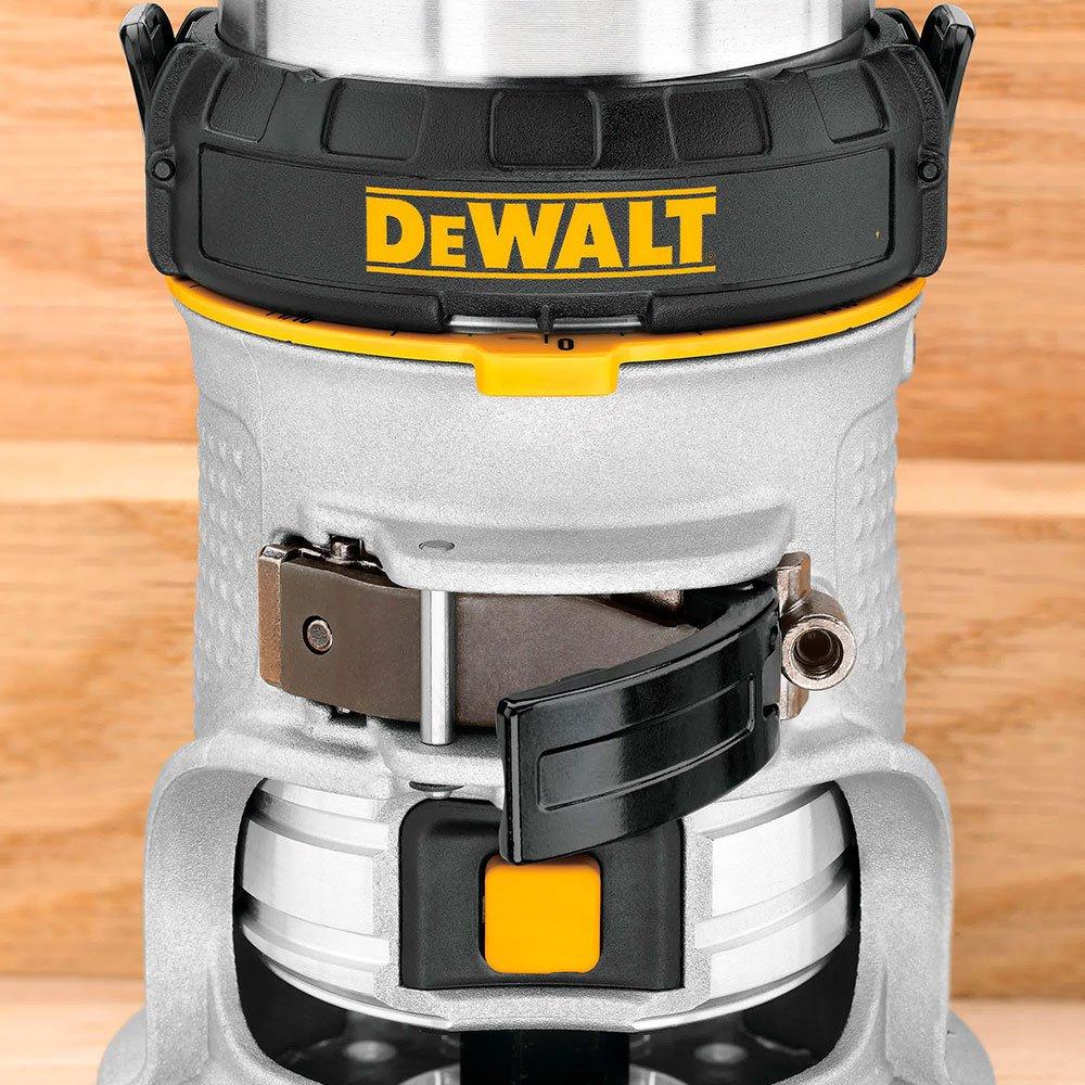 Tupia de Coluna Compacta 900W Dewalt DWP611PK