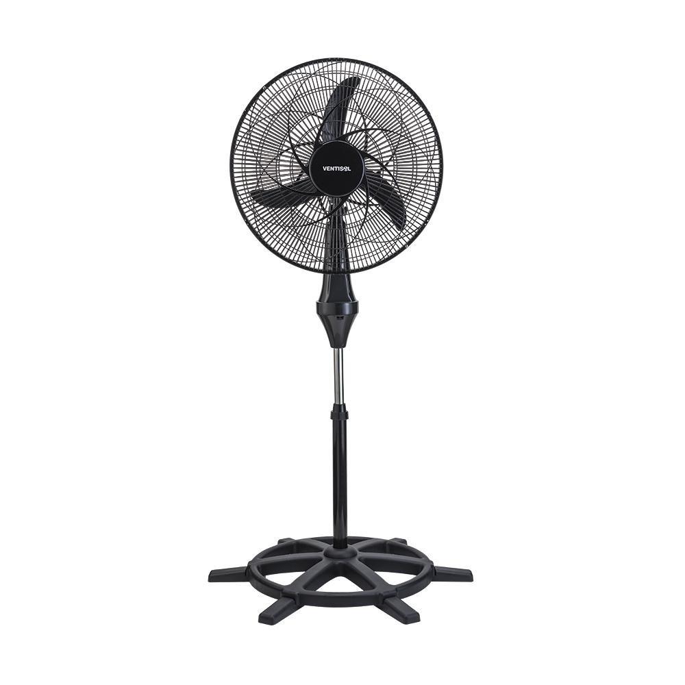 Ventilador de Coluna Notos 50Cm Preto Ventisol