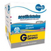 ACETILCISTEINA 100MG/ML C/5AMPOLAS 3ML