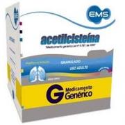 ACETILCISTEINA 200MG C/16SACHES EMS