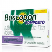 BUSCOPAN COMPOSTO C/20COMP