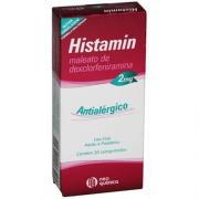 HISTAMIN 2MG C/ 20COMP NEO