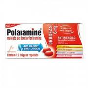 POLARAMINE 6MG C/12DRAGEAS