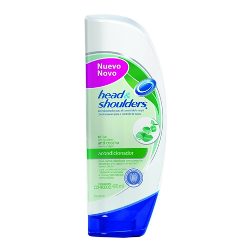 CONDICIONADOR HEAD SHOULDERS ANTI COCEIRA 200ML
