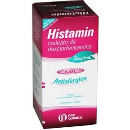 HISTAMIN XPE 2MG/5ML 100ML NEO