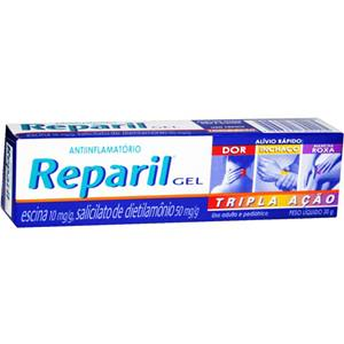 REPARIL GEL 30G