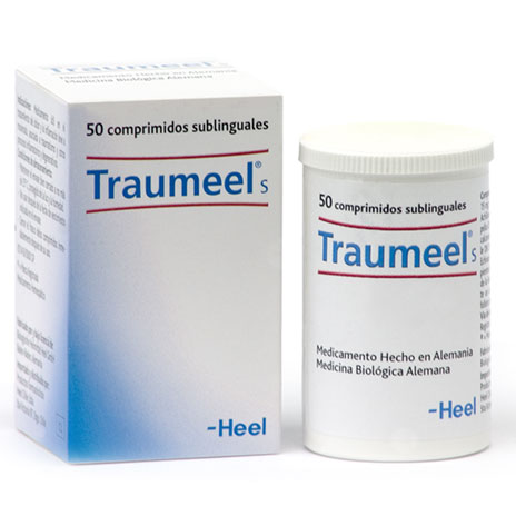 Traumell S C/50Comp Sublingual