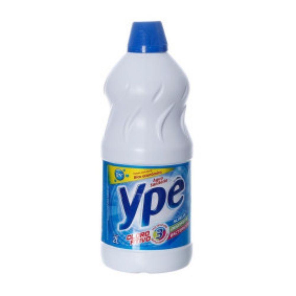 Água sanitária 2 litros Ypê  - Casa do Roadie
