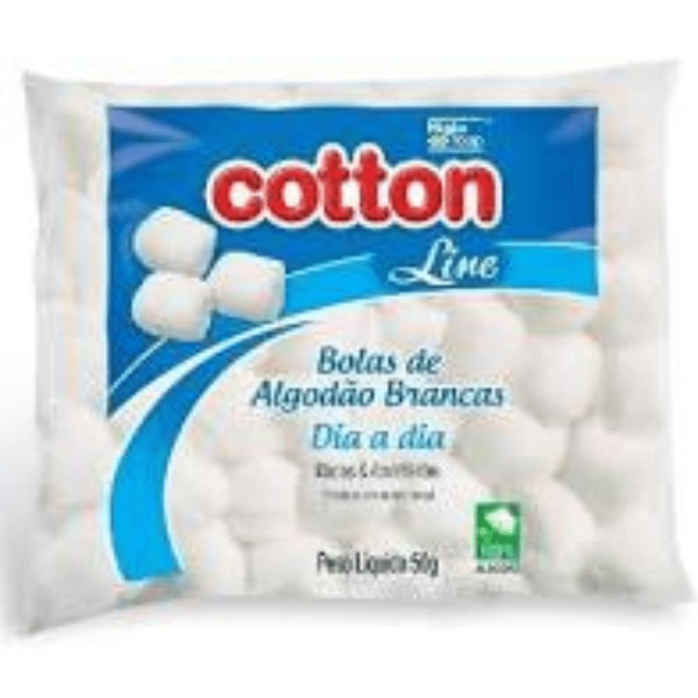 Algodão Bolinha Cotton 40g