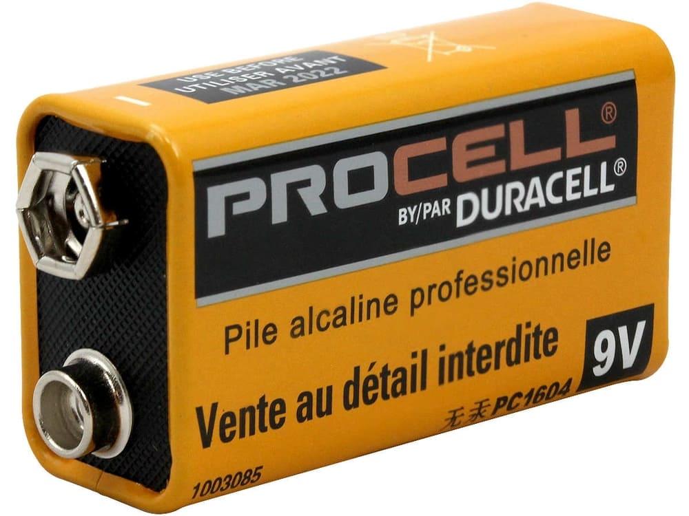 Bateria Alcalina 9V Duracell Procell