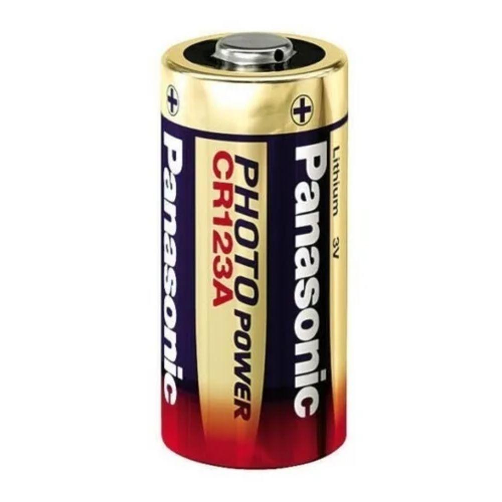 Bateria CR123 Panasonic