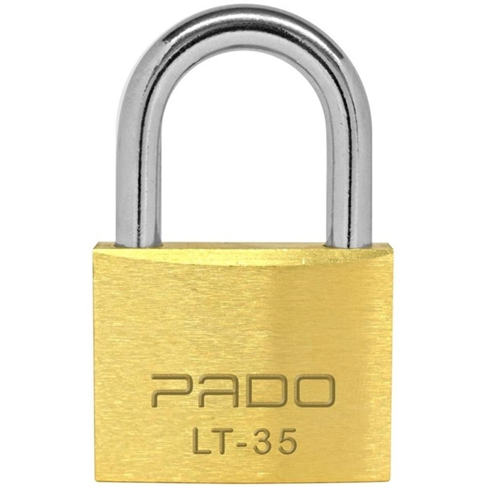 Cadeado de Latão LT-35mm Pado