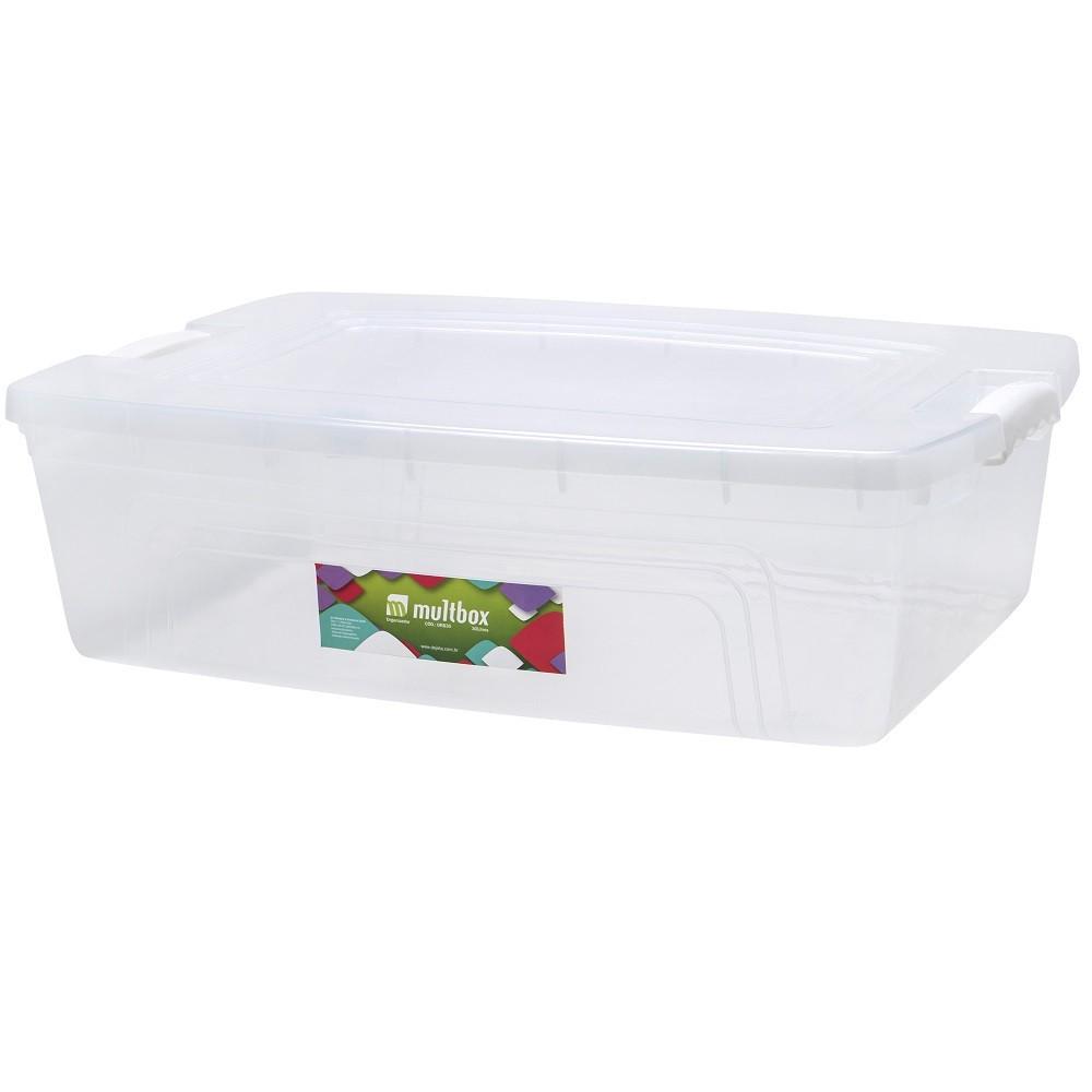 Caixa Organizadora Plástica MultBox 30
