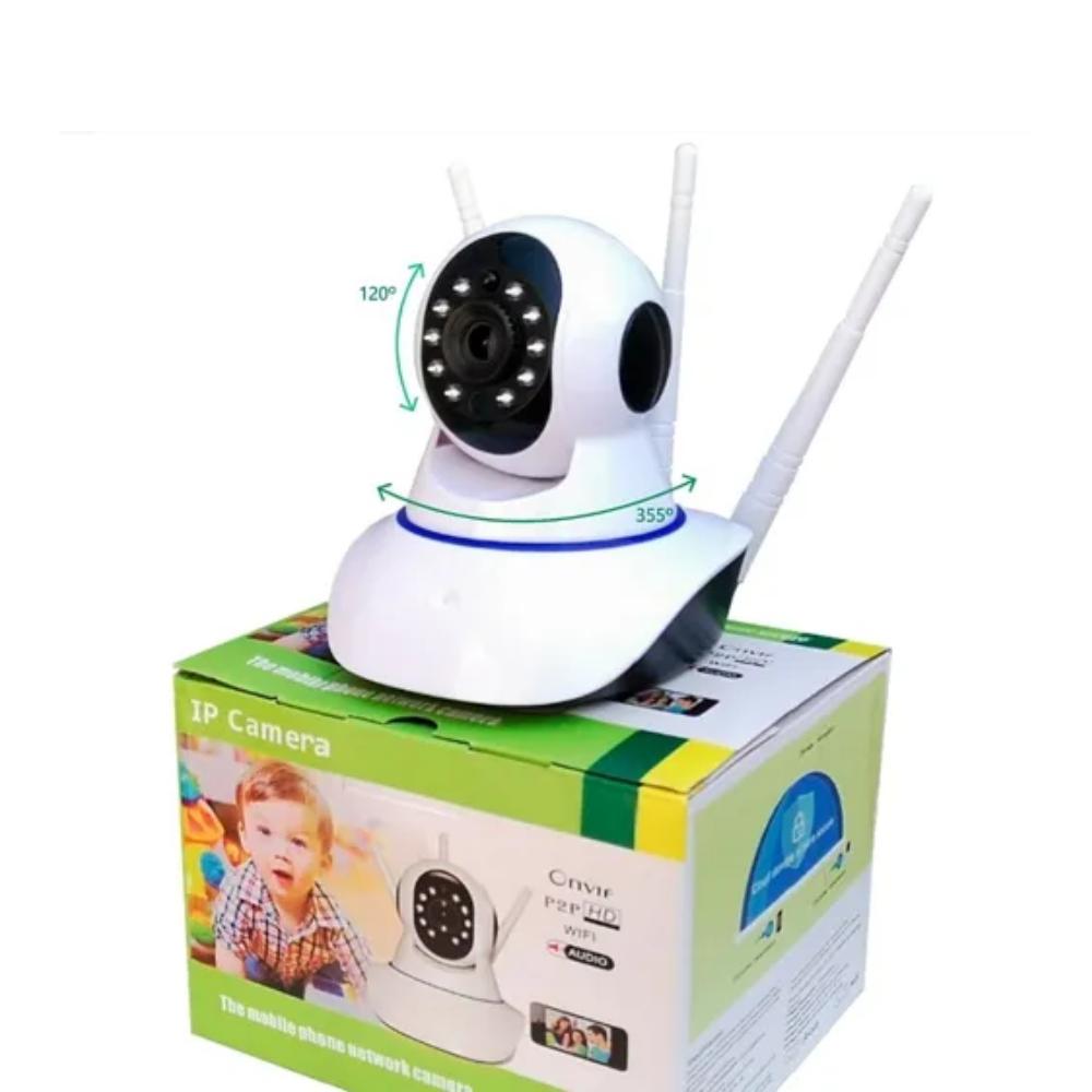 Câmera Eletrônica para Monitoramento WI-FI
