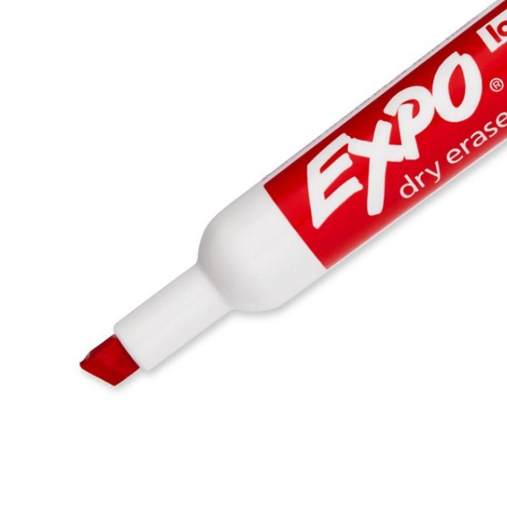 Caneta Marcadora de Quadro Branco Sharpie/Expo Vermelho  - Casa do Roadie