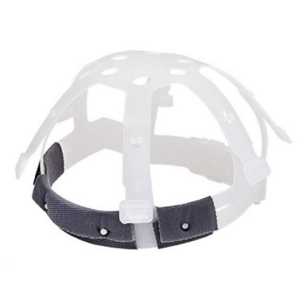 Capacete de Segurança com Carneira Plástica Branco Deltaplus CA29792  - Casa do Roadie