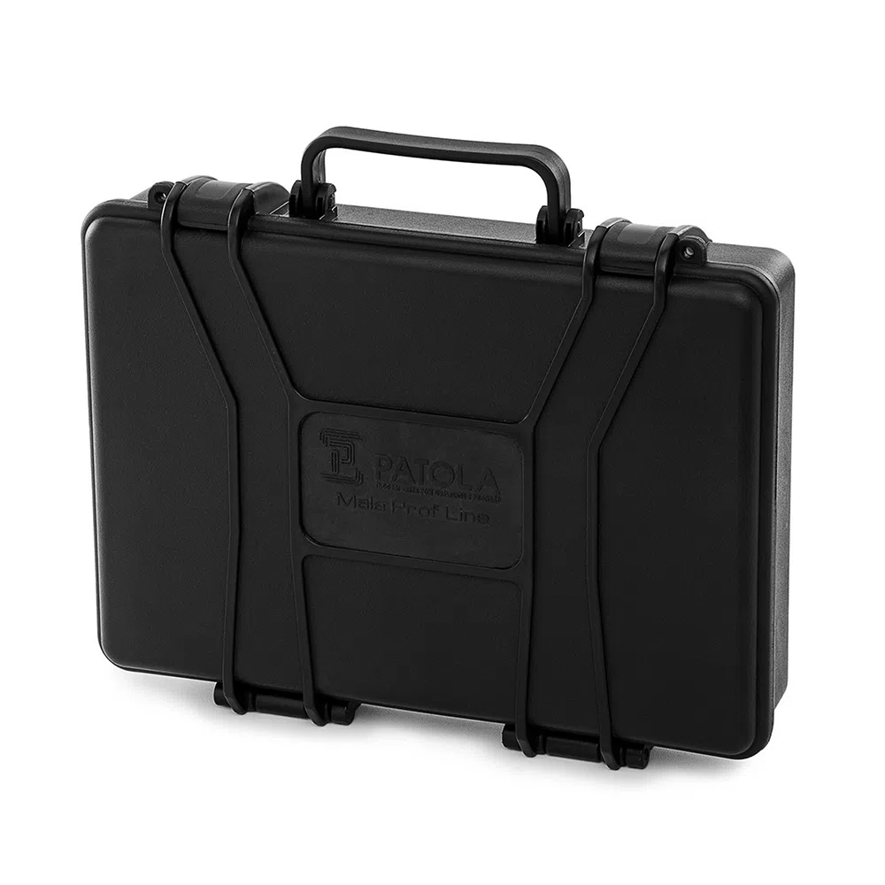 Case Rígido Patola MP-0011 Preto