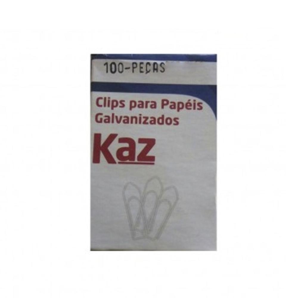 Clips Galvanizados para Papel nº 2 - 100 unidades