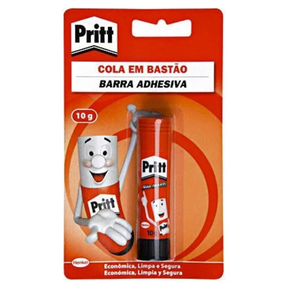 Cola em Bastão Pritt 10g  - Casa do Roadie