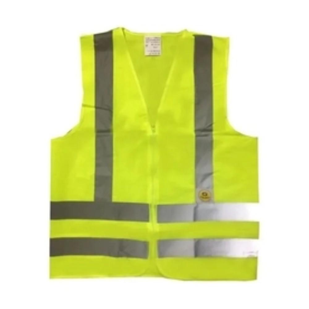 Colete de Segurança Refletivo Super Safety Amarelo GG