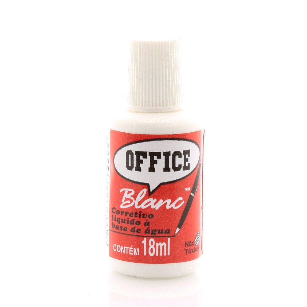 Corretivo Office 18ml