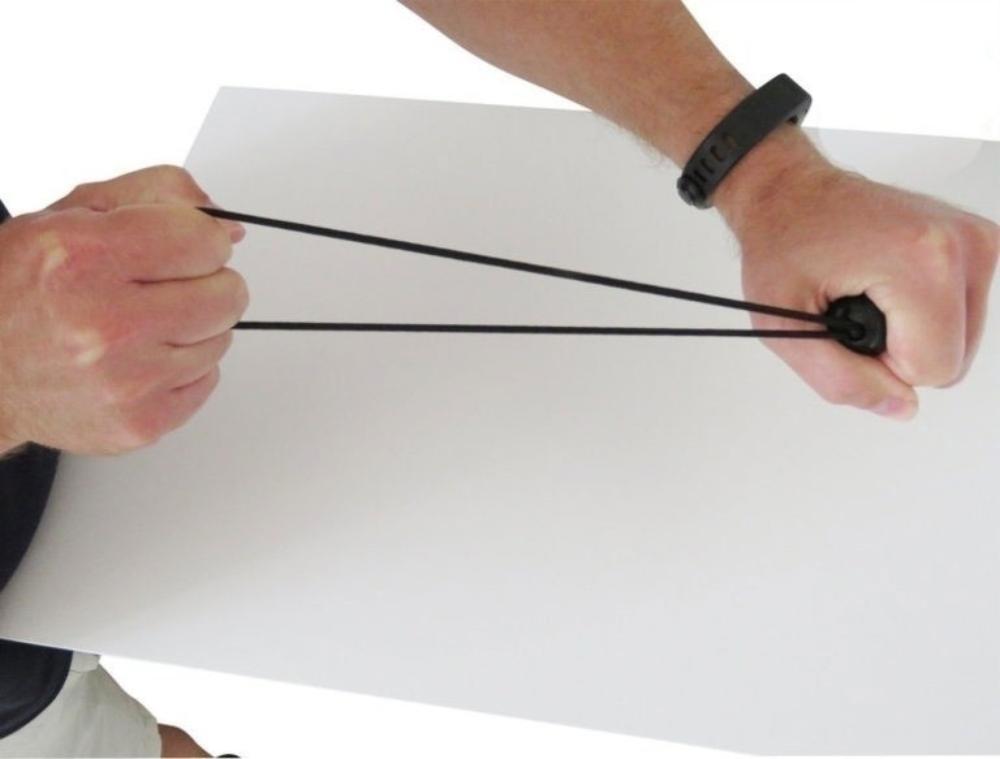 Elástico Organizador Multiuso Bungee Ball 30cm  - Casa do Roadie