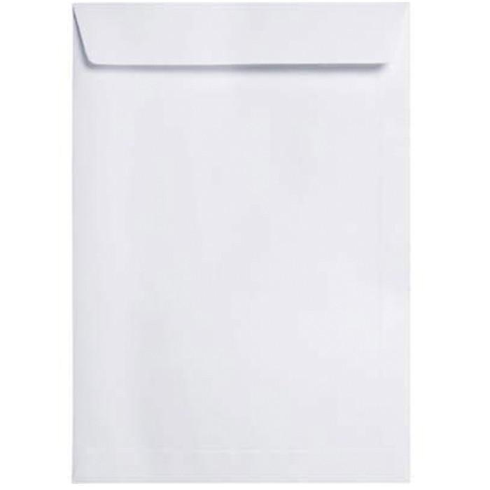 Envelope para Folhas A4 Branco