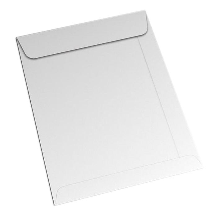 Envelope para Folhas A4 Branco  - Casa do Roadie