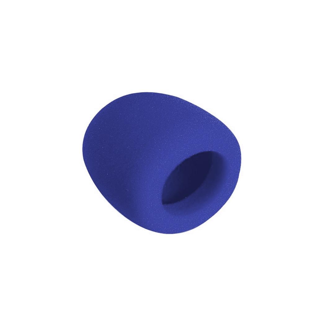 Espuma para Microfone Azul