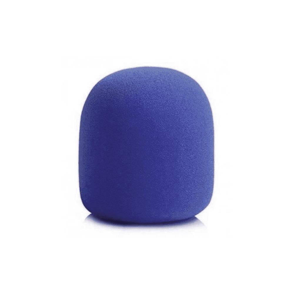 Espuma para Microfone Azul  - Casa do Roadie