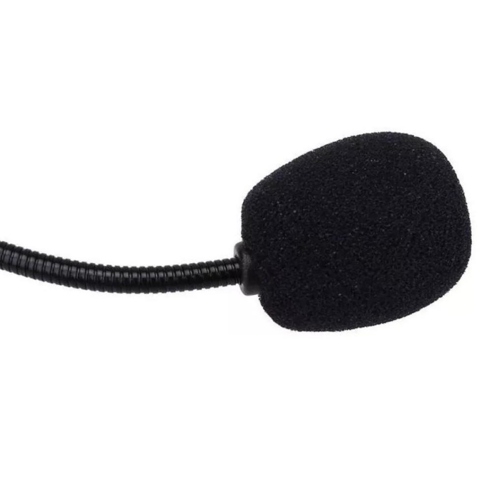Espuma para Microfone Lapela ou Headset AK007