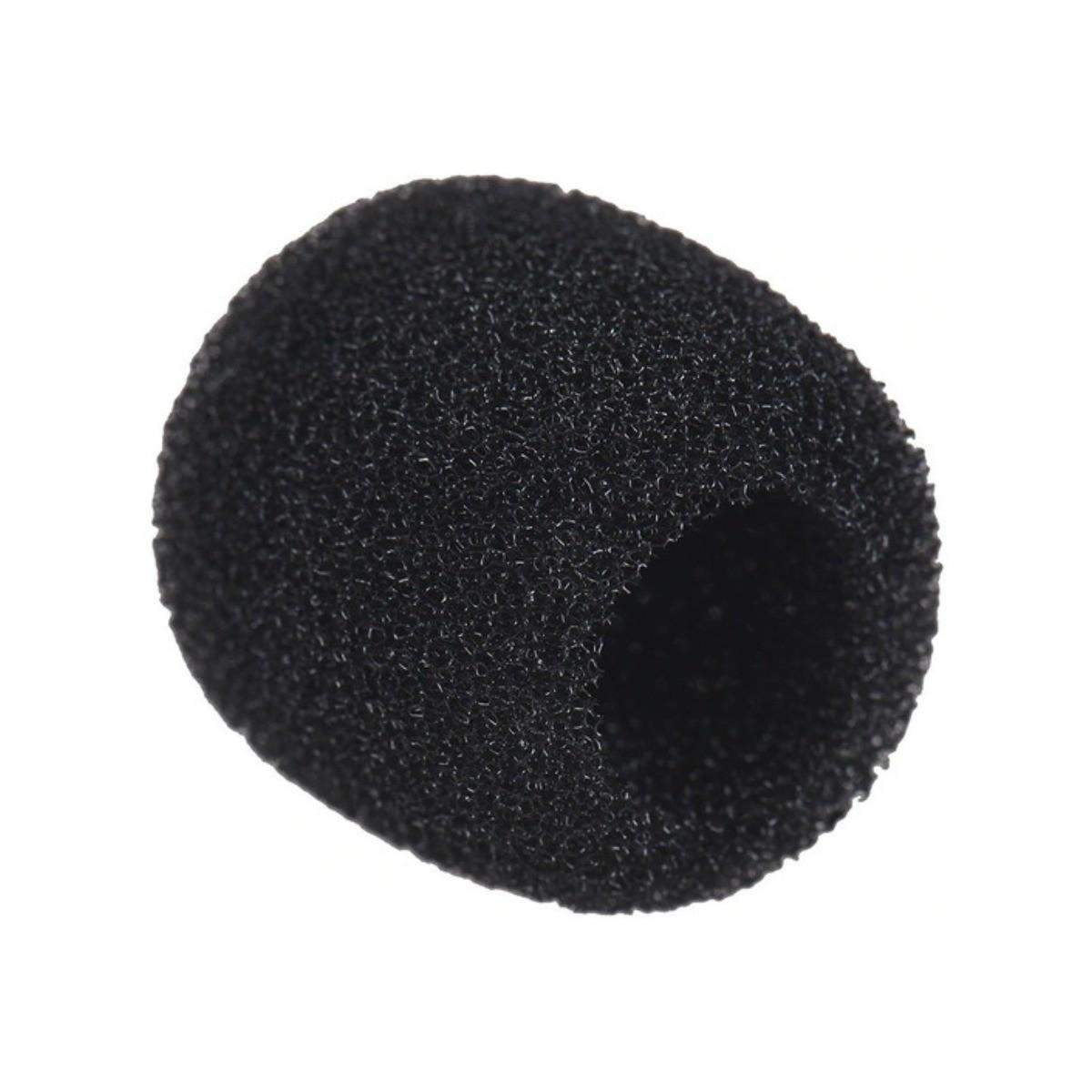 Espuma para microfone lapela ou headset AK027  - Casa do Roadie
