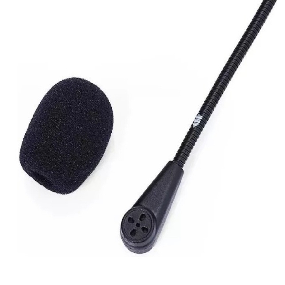 Espuma para microfone lapela ou headset AK027