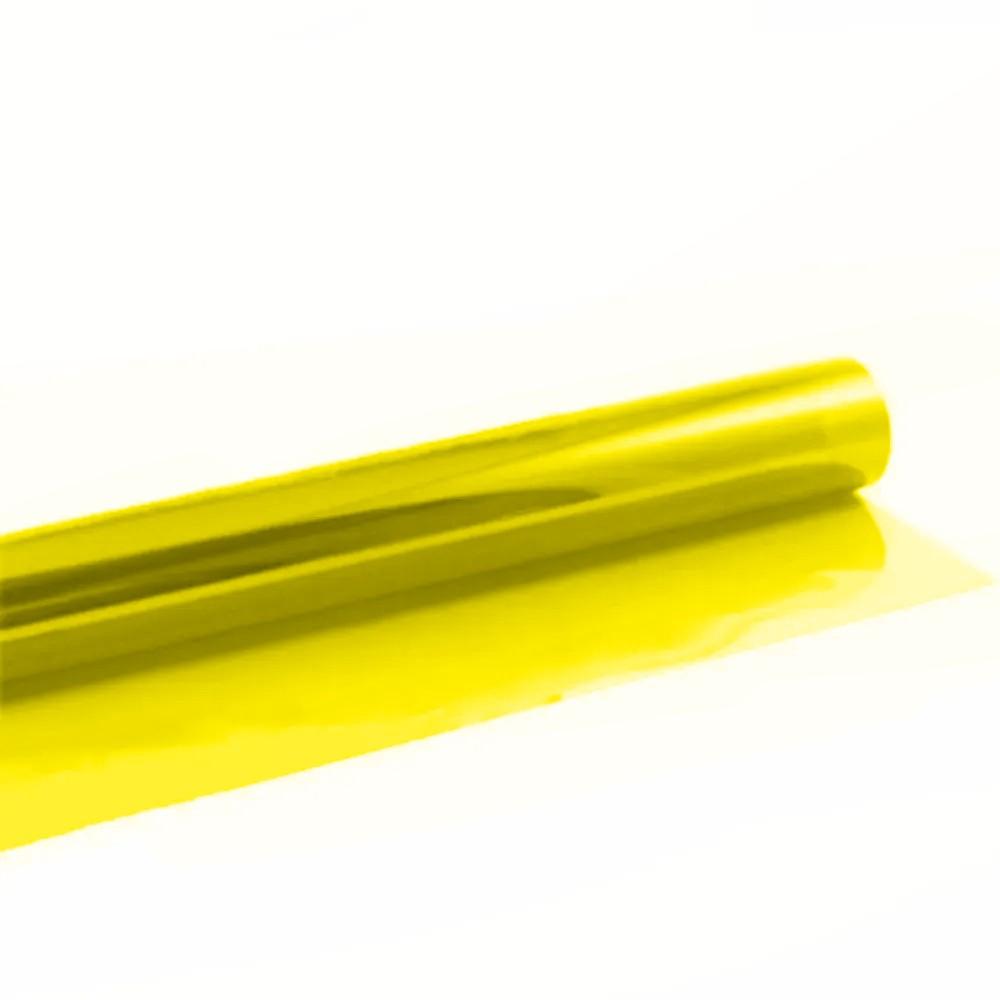 Filtro de Iluminação 010 Medium Yellow Cotech Rolo