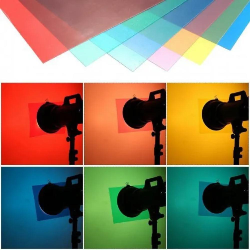Filtro de Iluminação 015 Deep Straw Cotech Folha  - Casa do Roadie