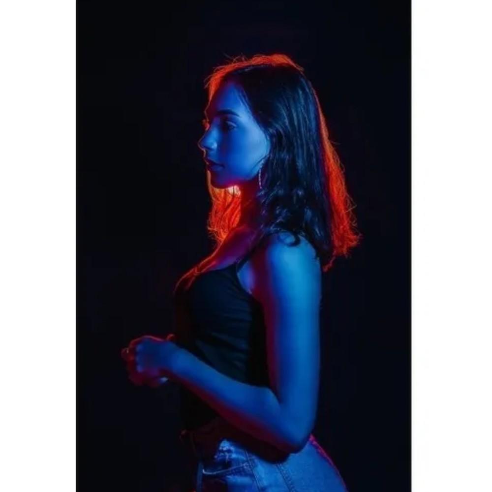 Filtro de Iluminação 026 Bright Red Cotech Folha  - Casa do Roadie