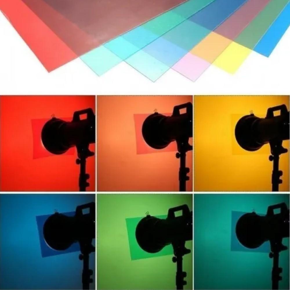 Filtro de Iluminação 249 Quarter Minus Green Cotech Folha  - Casa do Roadie