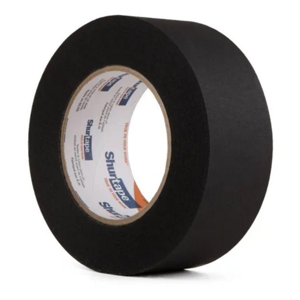 Fita de Papel PhotoTape Shurtape Pro Tapes 48mm X 50m Preta
