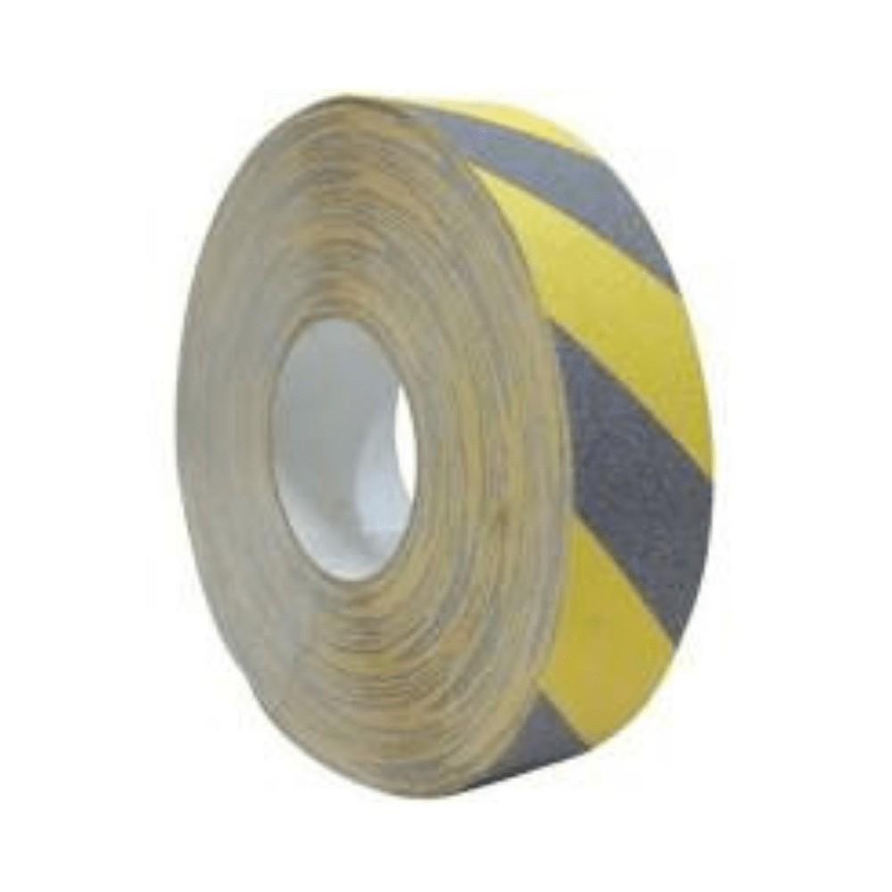 Fita de PVC Antiderrapante FurnaPack 48mm X 30m Amarela e Preta