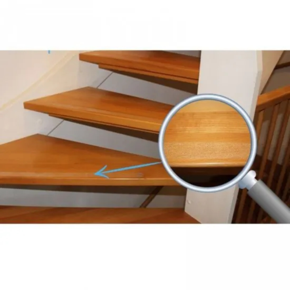 Fita de PVC Antiderrapante Safety-Walk 3M 50mm X 5m Transparente  - Casa do Roadie