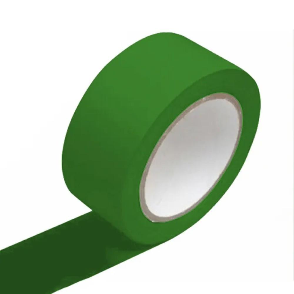 Fita de PVC para Demarcação de Solo Adere 48mm X 15m Verde  - Casa do Roadie