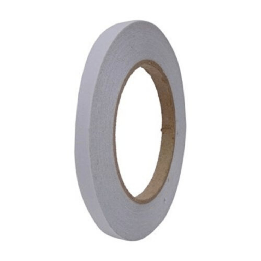 Fita de Tecido Gaffer Tape Casa do Roadie 24mm X 50m Branca