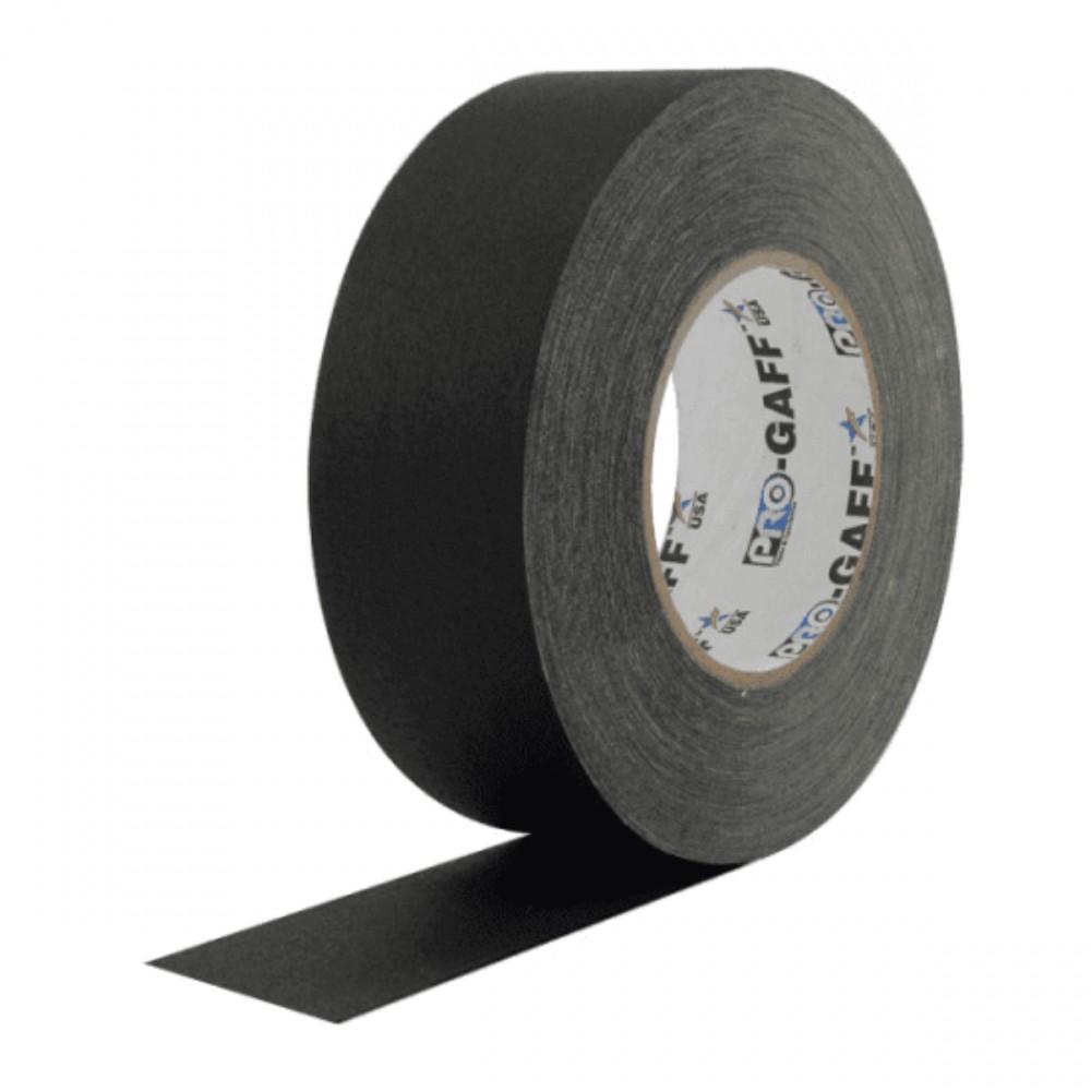 Fita de Tecido Gaffer Tape Pro Gaff Pro Tapes 48mm X 50m Preta
